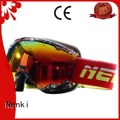 top rated ski goggles approved cheap ski goggles online Nenki Brand