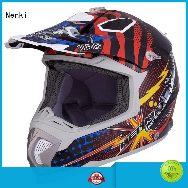 Wholesale Top rated discount helmets Nenki Brand