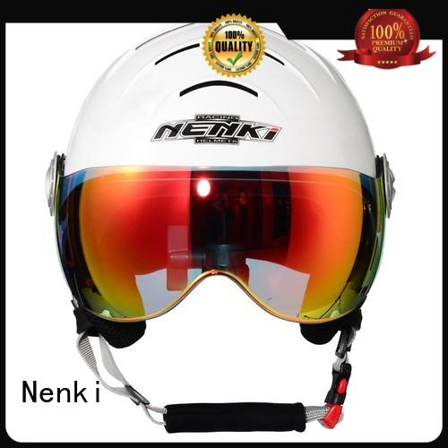 cheap Top rated Hot selling certified Nenki Brand ladies ski helmet sale supplier