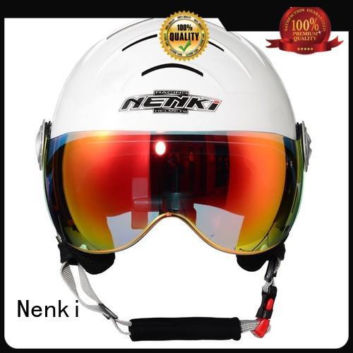 cheap Top rated Hot selling certified Nenki Brand ladies ski helmet sale supplier