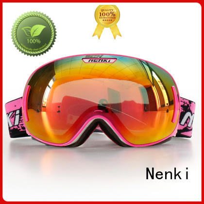new cheap kids approved top rated ski goggles Nenki Brand