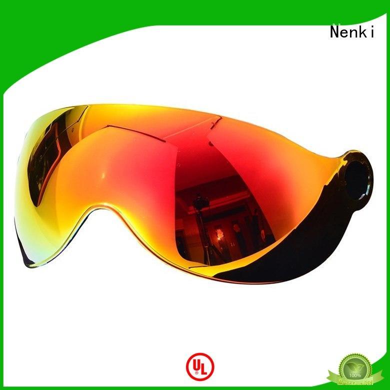 speed helmet visor Anti-UV adjustable helmets visors safe Nenki Brand
