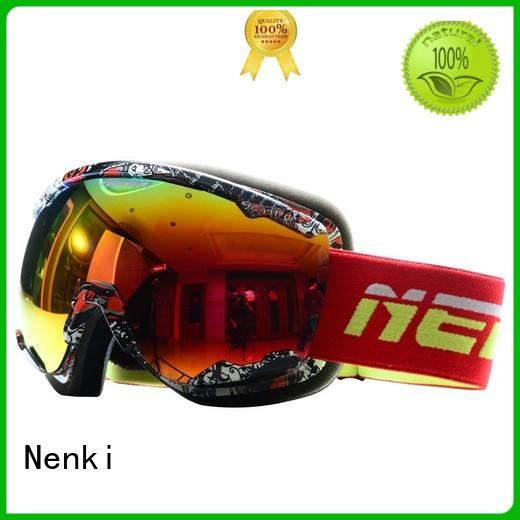 high-quality reflective snow goggles factory for motorbike
