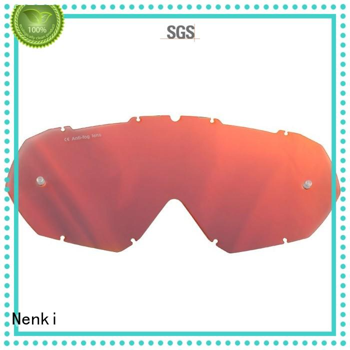 wholesale adjustable Hot selling tear off lens Lightweight Nenki Brand
