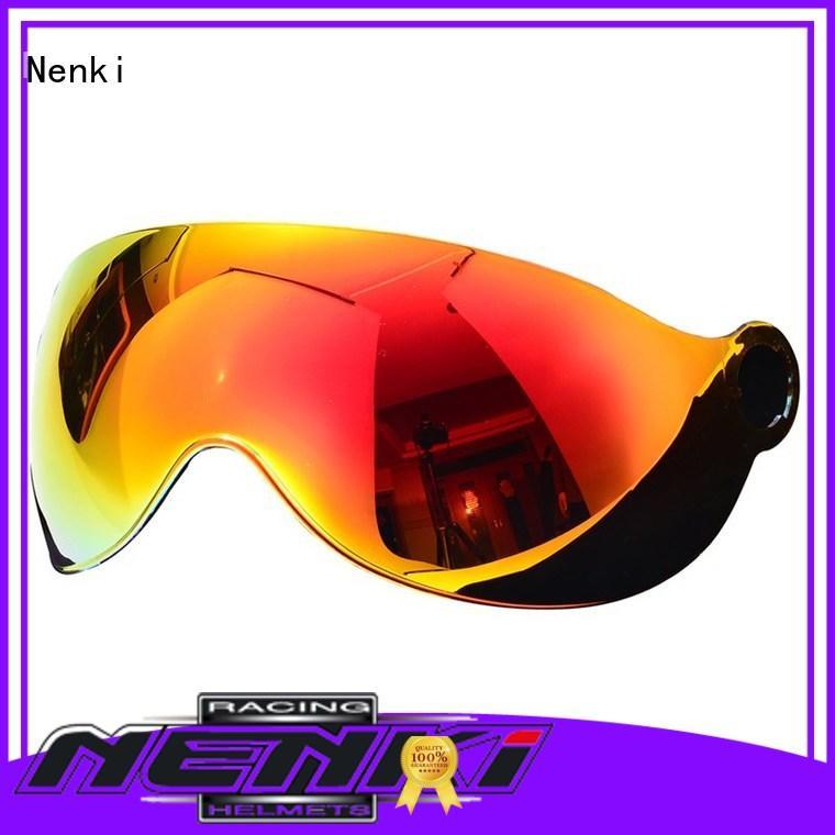 Nenki riding helmet visor company for motorbike