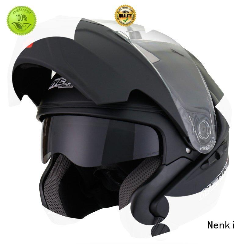 Nenki top modular motorcycle helmets for business for motorcycle