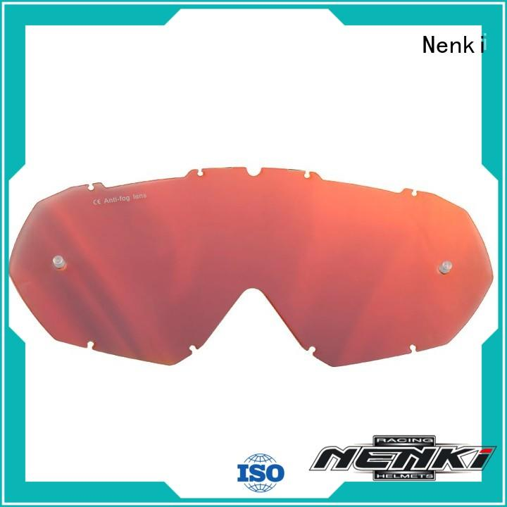 Wholesale Protective tear off lens Nenki Brand