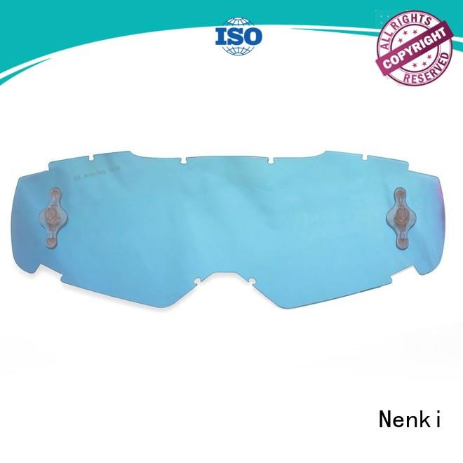 Hot selling new tear off lens Nenki Brand