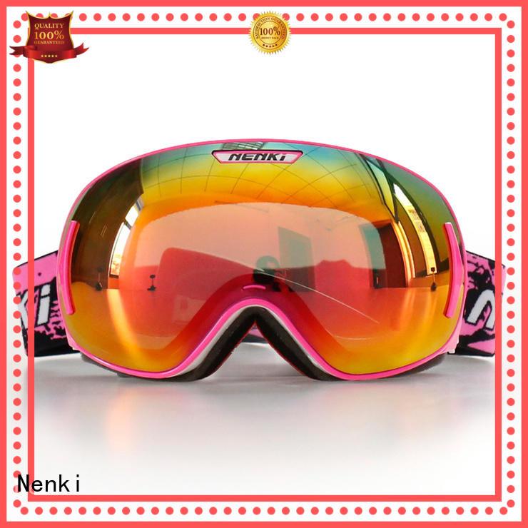 cheap Custom certified ski goggles online Fashion Nenki