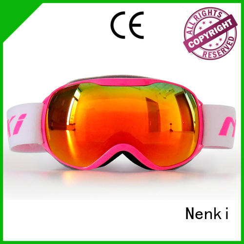 Nenki high-quality junior ski goggles for business for motorcycle