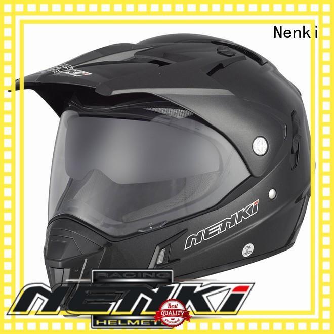 discount helmets Hot selling Protective top motorcycle helmet brands Nenki Brand