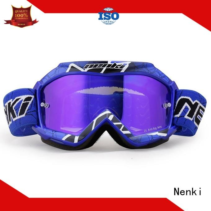 Nenki youth motocross goggles for business for motorcycle