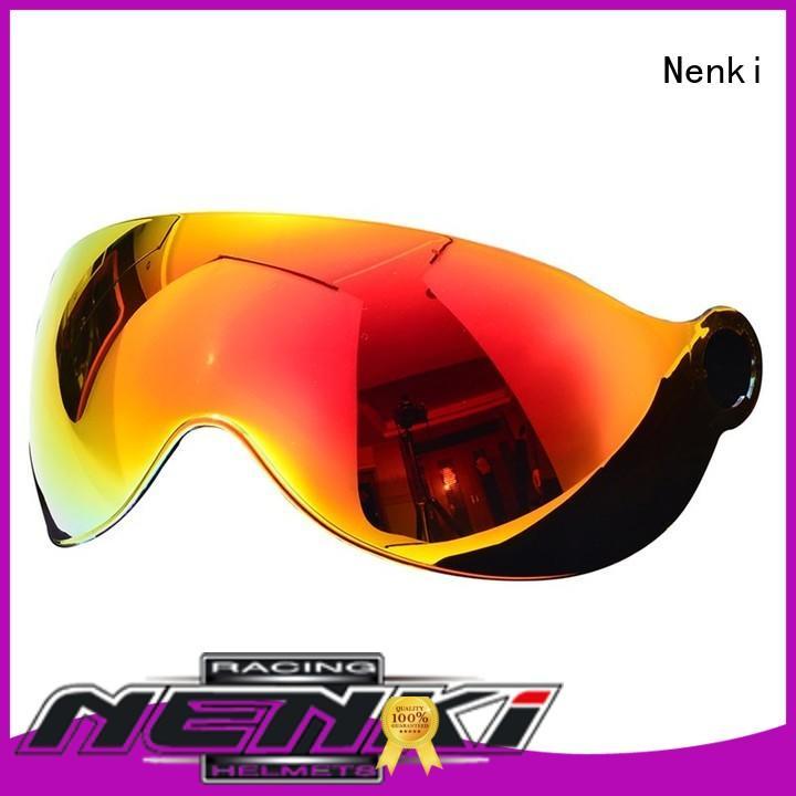 dustproof Riding speed helmet visor Nenki Brand