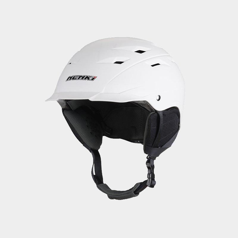 Nenki ladies ski helmet with visor company for outside-2