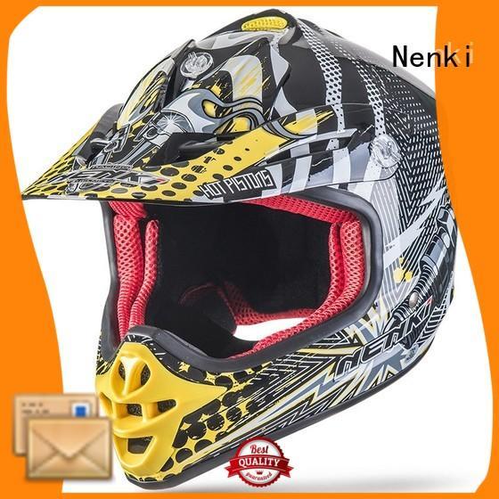 Nenki top discount motocross helmets suppliers for outside