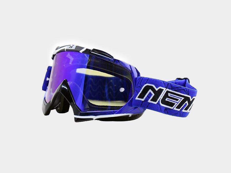 custom cheap motocross goggles factory for motorbike-1