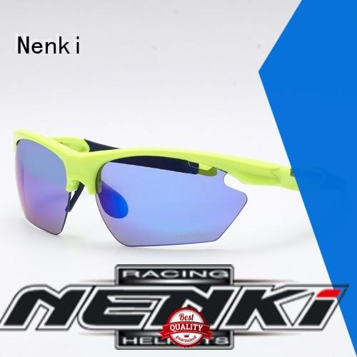 Riding Windproof Nenki Brand road cycling sunglasses