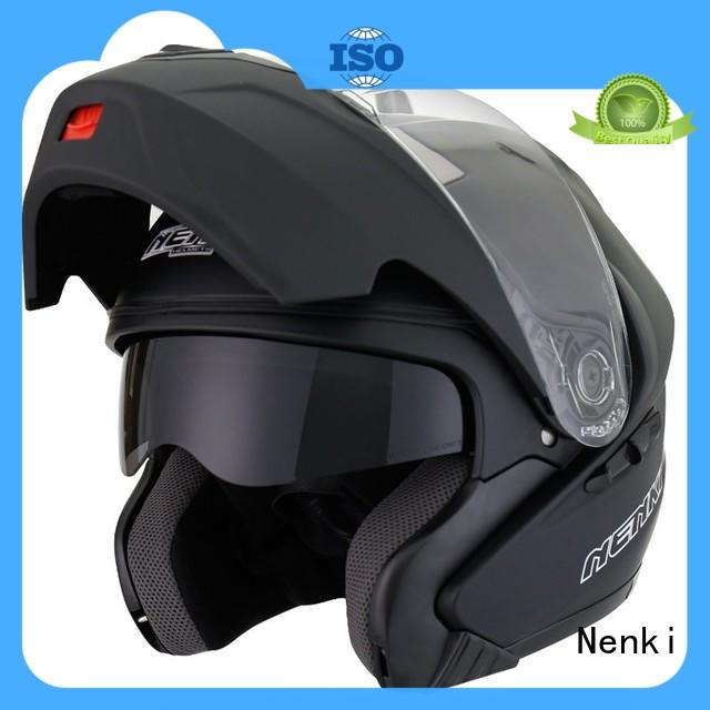 Nenki best top rated modular helmets factory for motorcycle