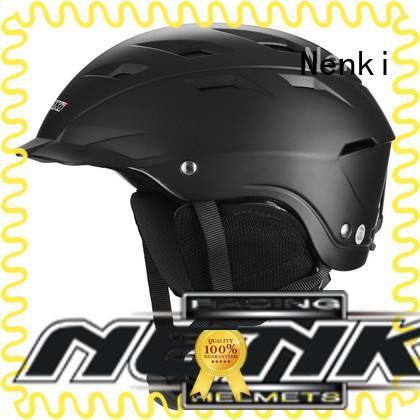 Nenki wholesale childrens ski helmet supply for outside