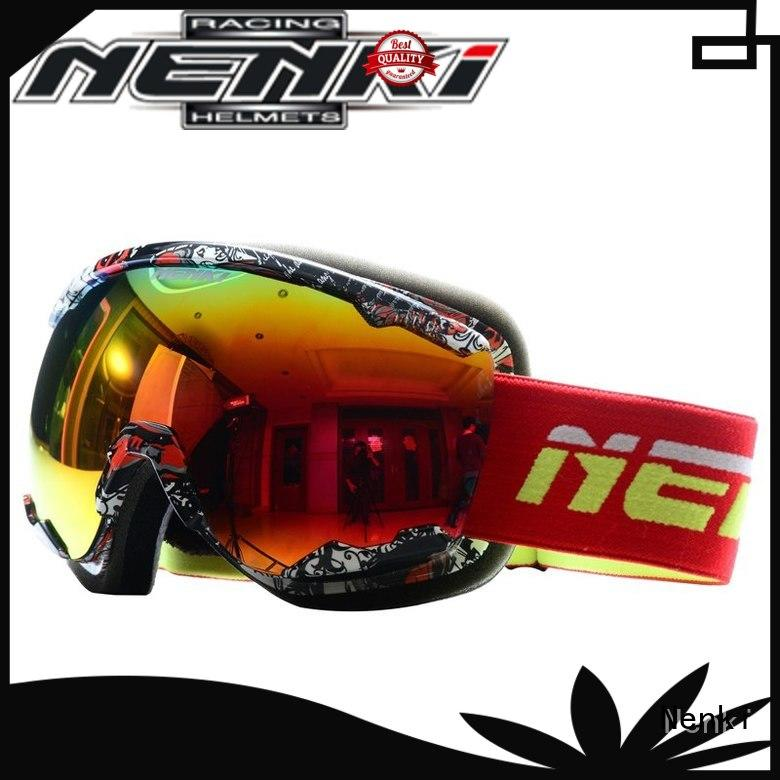 Nenki ski goggles in store manufacturers for motorbike