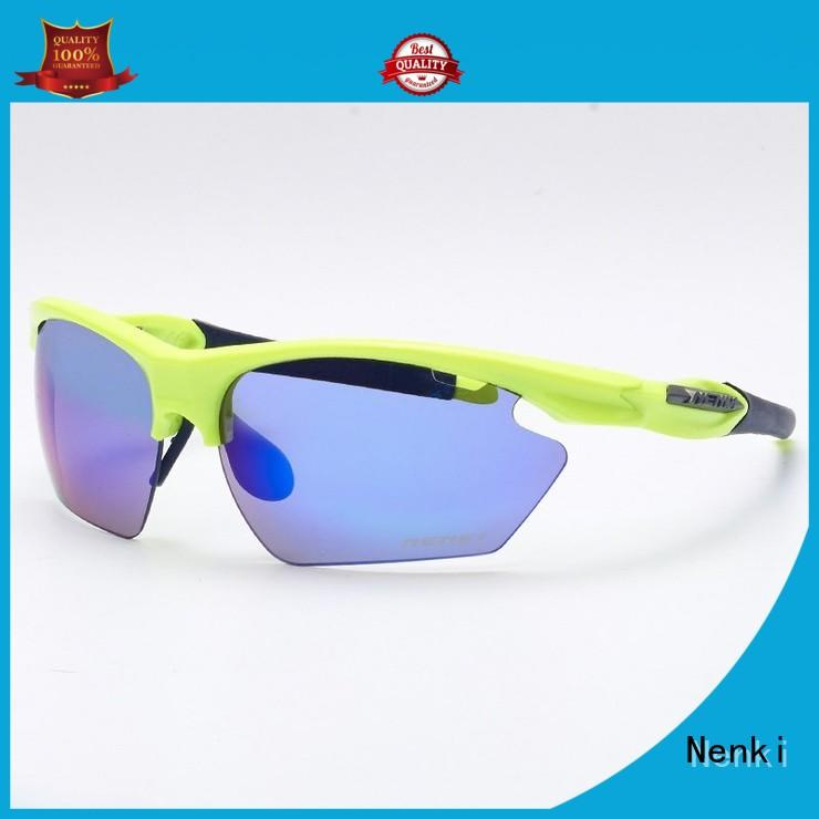 Custom Riding Wholesale road cycling sunglasses Nenki stylish