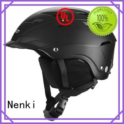Hot ladies ski helmet sale Fashion Nenki Brand