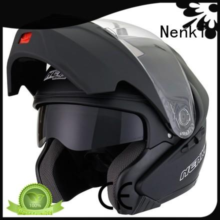 Nenki custom flip motorcycle helmet for motorbike