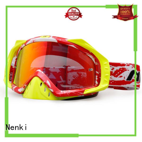 Nenki top cheap motocross goggles for business for motorbike