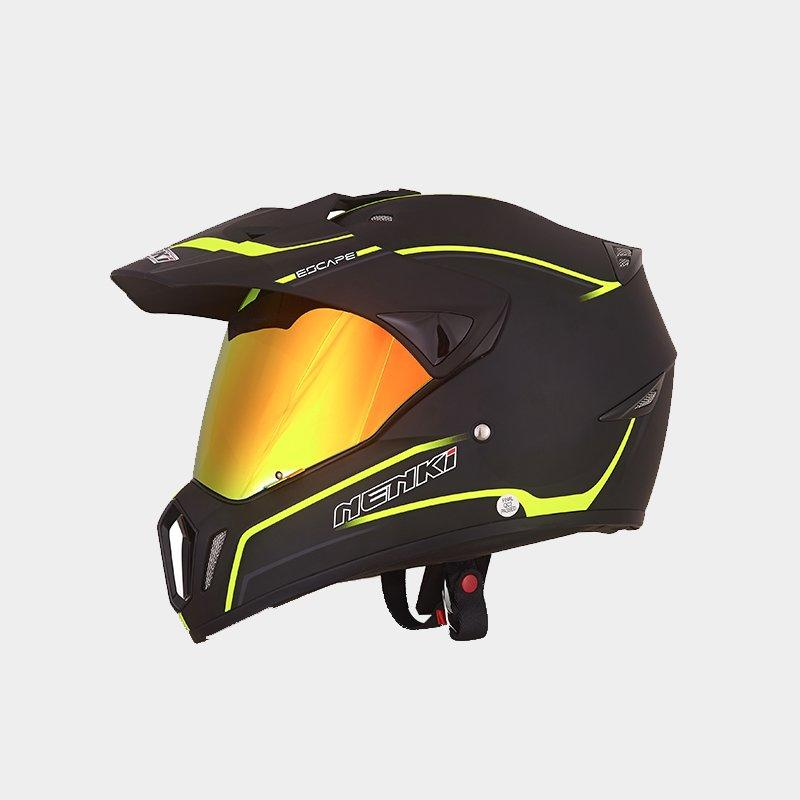Nenki best dual sport motorcycle helmet manufacturers for outside-1