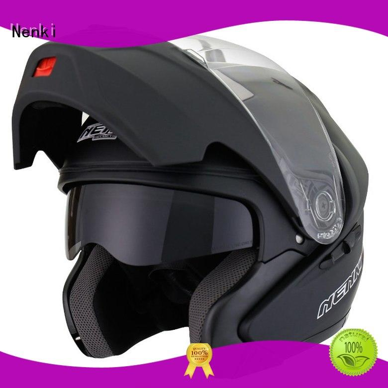 Nenki modular motorcycle helmets for sale for business for outside