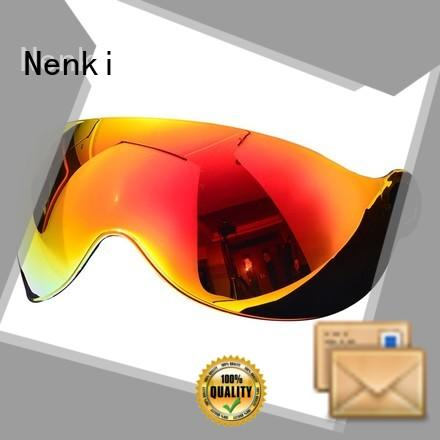 Nenki Brand adjustable helmets visors safe factory