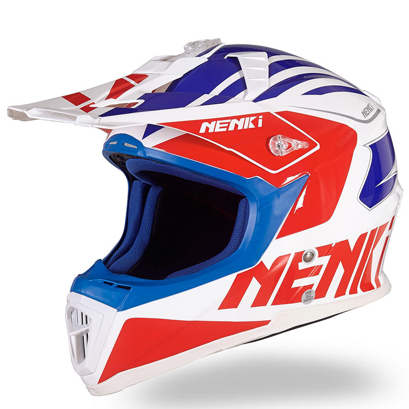 Motorcycle Motocross DOT Approved ATV Dirt Bike Motorbike Off Road NK316 Nenki Helmet